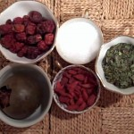 Chinese herbs for summertime tea