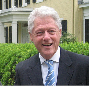 Clinton loses weight withthe help of a Chinese herb