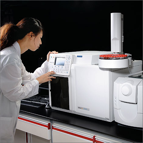 Computerized testing equipment for Chinese herbs