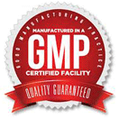 Manufactured in a GMP Certified Facility - Learn more here