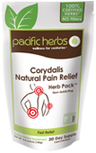 Corydalis pain relief