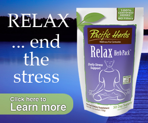 stress natural supplement