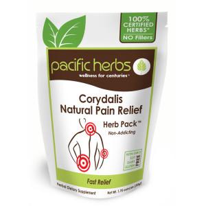 Corydalis pouch short 1000