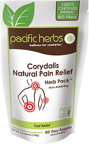 Corydalis Natural Herbal Pain Relief
