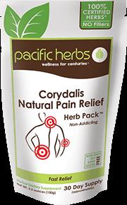 Corydalis Natural Herbal Pain Relief