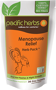Menopause Relief Chines Herb Pack