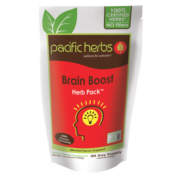 Brain Boost Herb Pack 100g