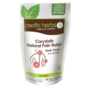Corydalis Natural Pain Relief