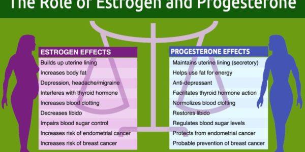 Progesterone supplements