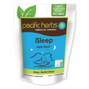 iSleep Herb Pack sleep aid