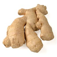 Pacific Herbs Ingredient Ginger Root