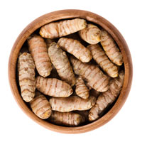 Pacific Herbs Ingredient Turmeric root